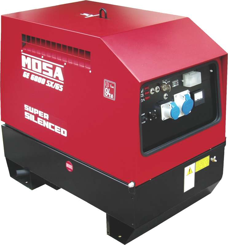 Mosa australasia generating sets lighting towers and for Mosa ge 3000